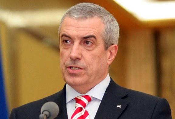 Tariceanu: Suntem intr-o situatie de criza pe care nu mi-as fi imaginat sa ajungem sa o traim din nou
