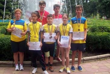 Rezultatele obtinute de C.S.S. Baia Sprie la Campionatele Nationale ale Elevilor – Botosani