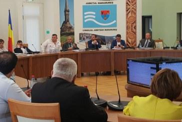 Consiliul Judetean si-a desemnat reprezentantii in Consiliile de Administratie ale institutiilor aflate in subordine