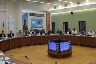 S-au constituit comisiile de specialitate ale Consiliului Judetean Maramures