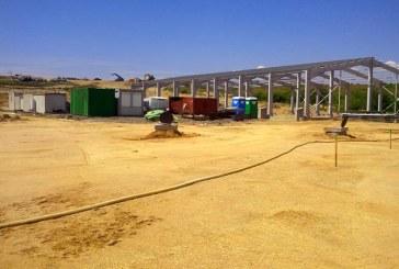 Protest la Consiliul Judetean Maramures pe tema depozitului ecologic