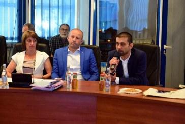 Gabriel Zetea si Doru Dancus, mesaj de prietenie si colaborare, in Consiliul Local Baia Mare