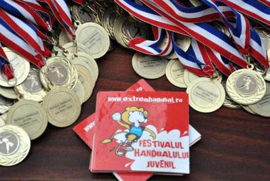 Baia Mare: Festivalul Handbalului Juvenil, la a 12-a editie