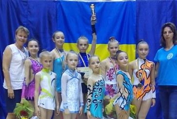 Gimnastica ritmica: Medalii pentru LPS Baia Mare la Campionatul National de Juniori Mici