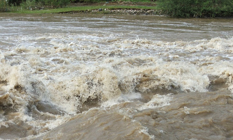 Posibile inundatii asteptate in Maramures