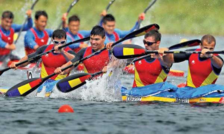 Kaiac-canoe: Romania, suspendata un an din competitiile internationale din cauza cazurilor de dopaj, nu va participa la JO 2016