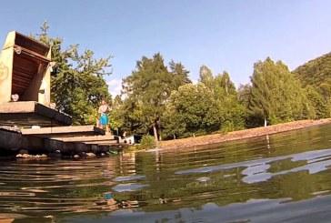 O persoana s-a inecat in lacul Mogosa