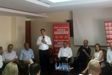 PES activists Romania are incredere ca Liviu Dragnea va duce stanga la victorie la alegerile parlamentare (FOTO)