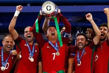 Cristiano Ronaldo: Este un trofeu pentru toti portughezii