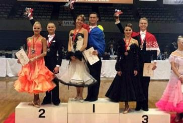 Romania, campioana mondiala la dans sportiv