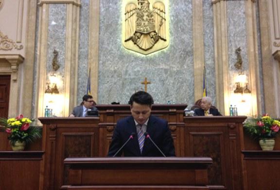 Activitatea senatorului Ciprian Rogojan. Vezi ce a facut in Parlament (V)