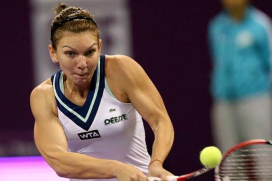 Tenis: Simona Halep s-a calificat in sferturile turneului WTA de la Shenzhen