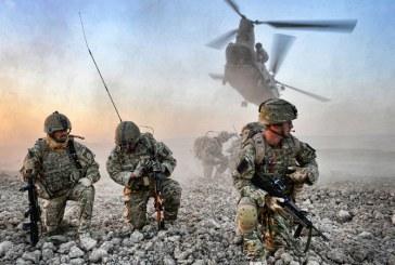 Efectivele militare americane din Afganistan scad înainte de termen