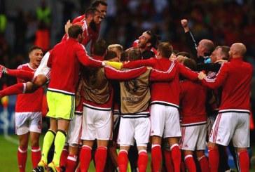 EURO 2016: Tara Galilor, semifinalista surpriza, dupa 3-1 cu Belgia