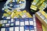 Perchezitii domiciliare in Baia Mare. Peste 1.300 de pachete cu tigari confiscate de politisti