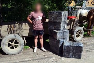 Retea de contrabandisti de tigari, destructurata de politistii de frontiera