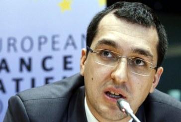 Vlad Voiculescu: Este multa coruptie in sistem