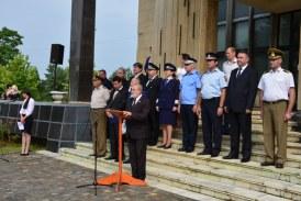 Ziua Imnului National a fost marcata in Baia Mare