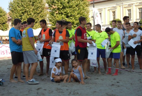 One-IT, partener al Handball Beach Challenge Baia Mare