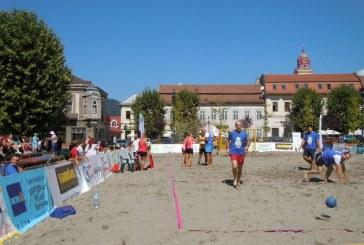 Baia Mare: 28 de echipe, din 13 tari, participa la finala Campionatului European de Beach Handball