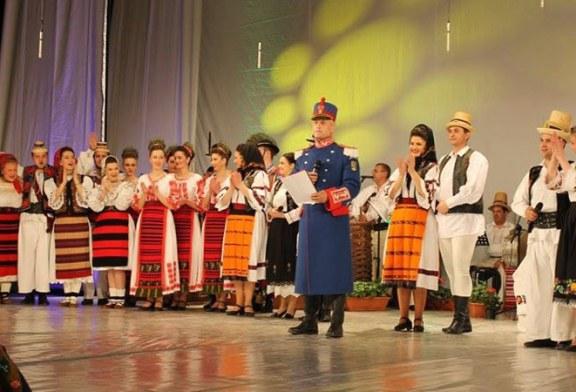 """Ansamblul Folcloric National """"Transilvania"""" – invitat de onoare la Festivalul Cantecului Popular Patriotic """"La Oarba si la Iernut"""""""