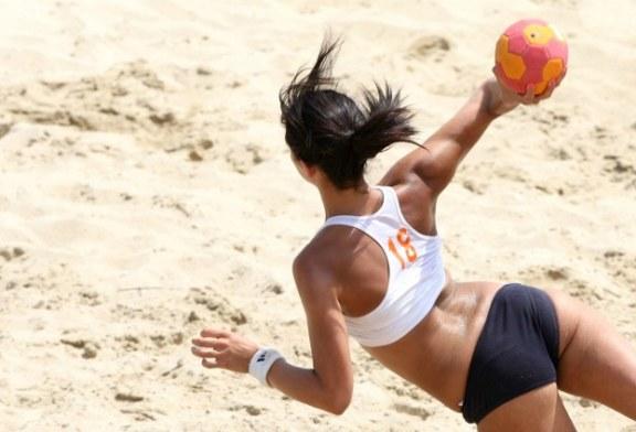 Inedit: Competitie de Beach Handball, in centrul Municipiului Baia Mare