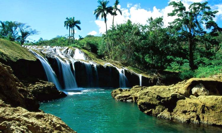 cascada republica dominicana