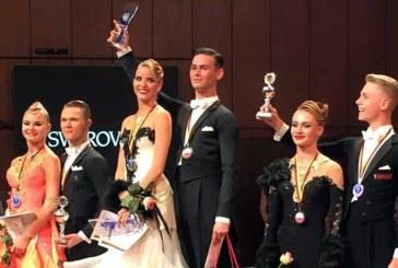 Dans sportiv: Rezultate bune pentru Rus Team Baia Mare la German Open Championships (FOTO)