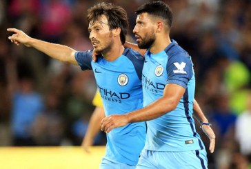 Steaua, surclasata de Manchester City cu 5-0, la Bucuresti, in play-off-ul Ligii Campionilor