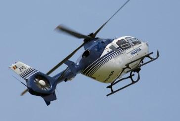 Efective suplimentare si un elicopter MAI, la granita de vest a Romaniei