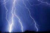 Cod galben de ploi și descărcări electrice pentru Ulmeni, Băița de Sub Codru, Băsești, Asuaju de Sus, Oarța de Jos, Bicaz și Ariniș