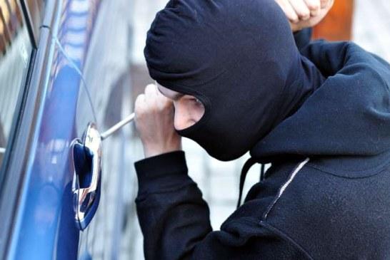 Maramures: Grup infractional specializat in furturi din autoturisme, destructurat