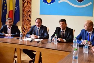 Judetele din nord-vestul tarii sustin Baia Mare in cursa pentru Capitala Culturala Europeana