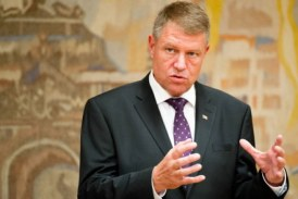 Iohannis: Romania sprijina ferm suveranitatea si integritatea teritoriala ale Spaniei