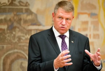 "Klaus Iohannis, despre remanierea guvernamentala: ""Dupa 1 Decembrie discutam, pana atunci nu vom schimba ministri. Punct!"""