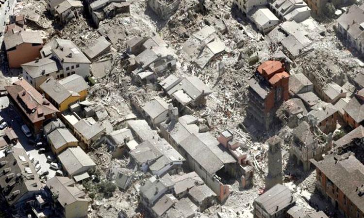 italia cutremur