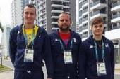 """Jocurile Olimpice – Adrian Gherghel: """"Sunt mandru de sportivii baimareni"""" (FOTO)"""