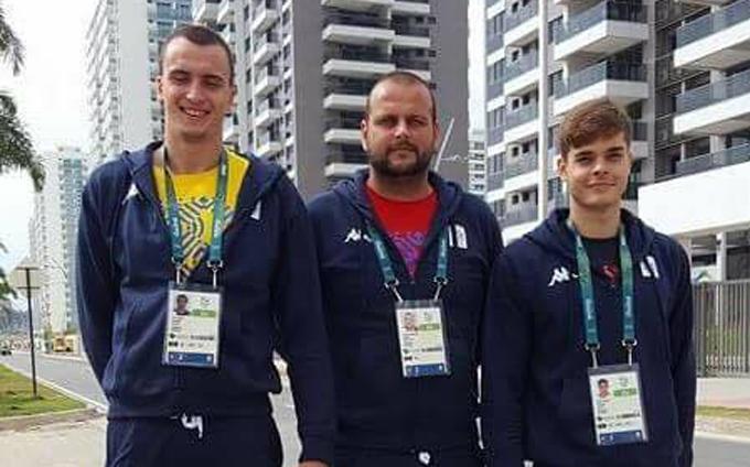 Jocurile Olimpice - Adrian Gherghel: