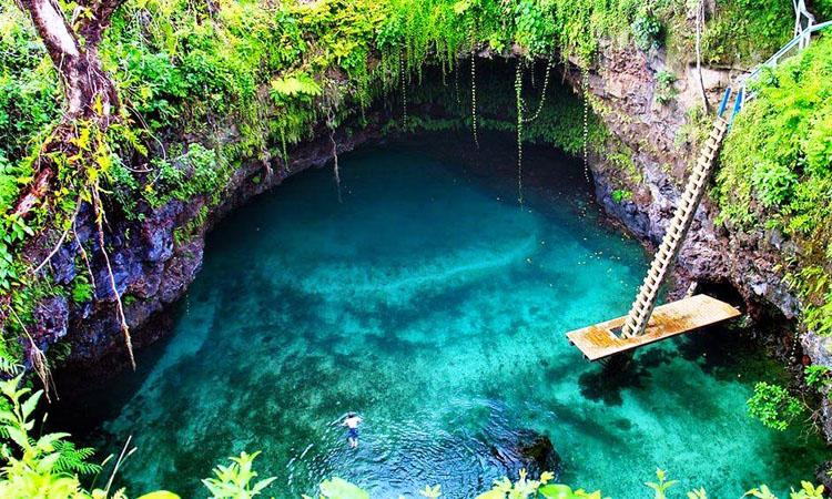 laguna republica dominicana