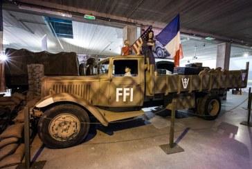 Un muzeu din Franta isi vinde intreaga colectie de vehicule militare blindate