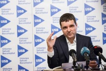 Nicusor Dan nu exclude posibilitatea ca Dacian Ciolos sa conduca guvernul din umbra al USR