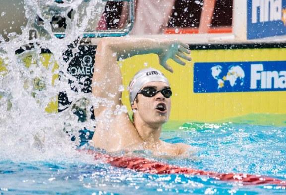 Inot: Robert Glinta, locul 7 in finala probei de 100 m spate, la Mondialele in bazin scurt (VIDEO)