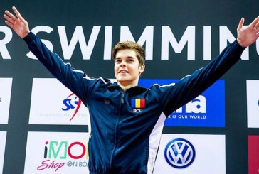 Robert Glinta, fost elev la LPS Baia Mare, este primul sportiv roman calificat la Jocurile Olimpice din 2020