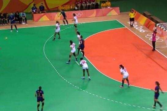 Jocurile Olimpice 2016: Romania invinge Spania la handbal dupa o partida electrizanta