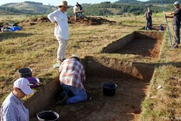 Ultima campaniearheologica din importantul sit de epoca bronzului de la Lapus, Podanc2016
