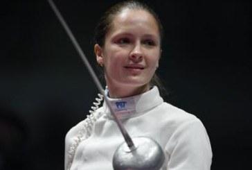 JO 2016: Scrimera Simona Pop va fi portdrapelul delegatiei Romaniei la ceremonia de inchidere