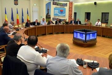 """Protocolul de sustinere a candidaturii municipiului Baia Marepentru""""Capitala Europeana a Culturii in 2021"""" a fost votat in unanimitate de consilierii judeteni"""