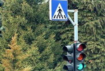 Baia Mare: Opt soferi au ramas fara permis de conducere pentru ca nu au acordat prioritate pietonilor