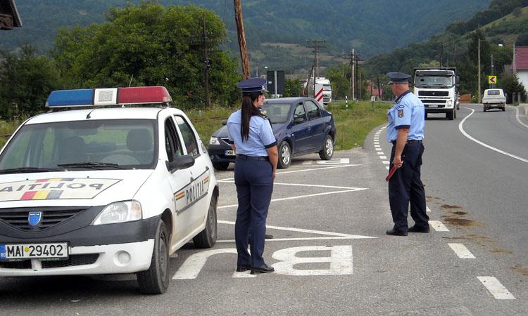 soferi politisti