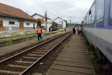 CFR: Viteza de circulatie a trenurilor ar putea fi redusa pe unele tronsoane cu 20-30 km/h, din cauza caldurii